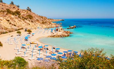 Foto Cyprus bij Zonvakantie