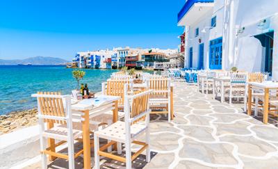 Foto Griekenland bij Zonvakantie