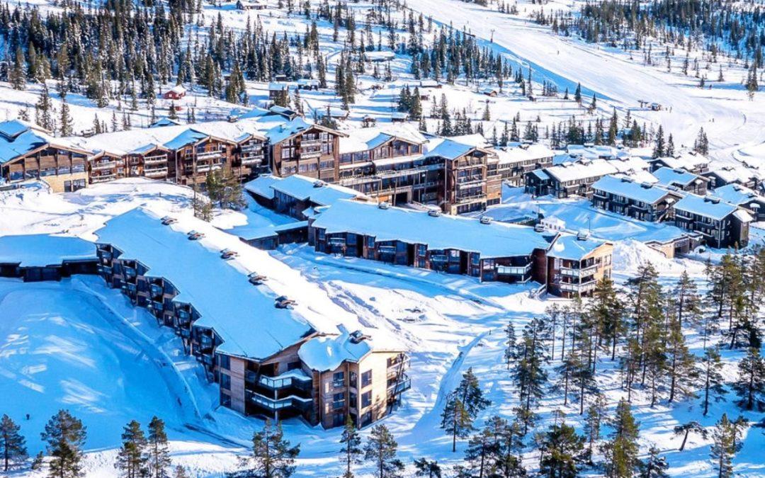 Wintersport Norefjell Ski & Spa v.a. € 429,- pp