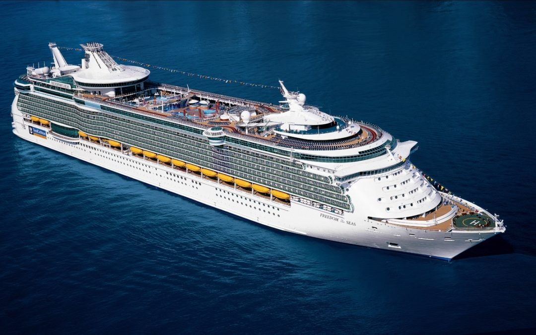 Cruise Royal Caribbean 30% korting tot 31 december 2018