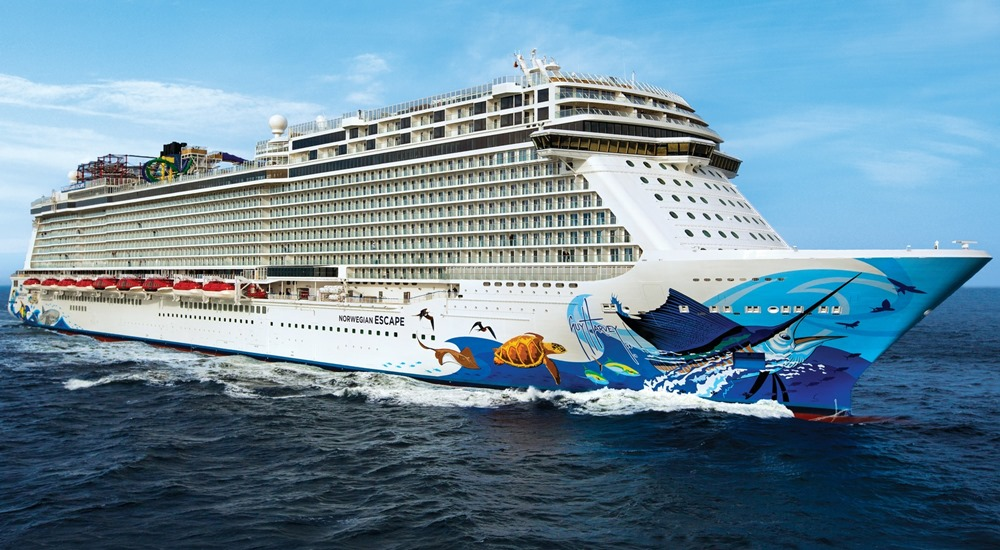 Norwegian Cruise Line, Freestyle Cruising!