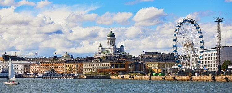 Welkom in Helsinki