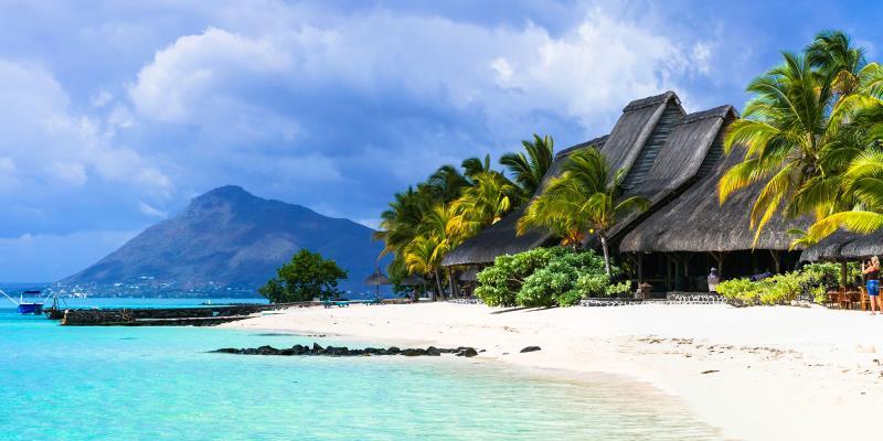 Luxe hideaway resorts Mauritius