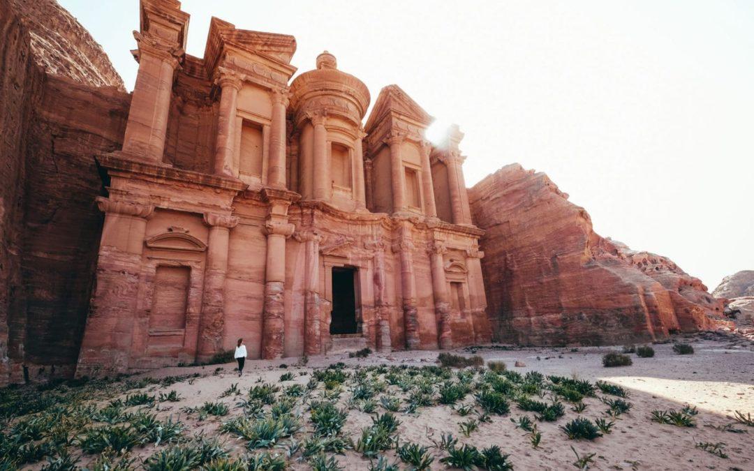 Rondreis Jordanië voor alleen reizende 50-plussers